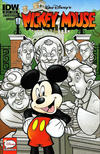 Cover for Mickey Mouse (IDW, 2015 series) #5 / 314 [Retailer Incentive Variant]