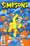 Cover for Simpsons Comics (Bongo, 1993 series) #224