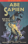 Cover for Abe Sapien (Dark Horse, 2008 series) #5 - Sacred Places