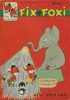 Cover for Fix og Foxi (Oddvar Larsen; Odvar Lamer, 1958 series) #6/1958