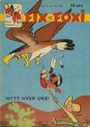 Cover for Fix og Foxi (Oddvar Larsen; Odvar Lamer, 1958 series) #9/1958