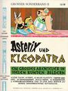 Cover for Asterix (Egmont Ehapa, 1968 series) #2 - Asterix und Kleopatra [2. Aufl. 1969]