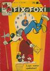 Cover for Fix og Foxi (Oddvar Larsen; Odvar Lamer, 1958 series) #14/1958