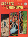 Cover for Secrets of the Unknown (Alan Class, 1962 series) #9