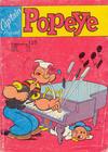 Cover for Cap'tain Présente Popeye (Société Française de Presse Illustrée (SFPI), 1964 series) #125