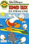 Cover Thumbnail for Donald Pocket (1968 series) #121 - Donald Duck På stram line [1. opplag]