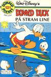 Cover Thumbnail for Donald Pocket (1968 series) #121 - På stram line [Reutsendelse]