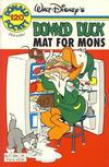 Cover Thumbnail for Donald Pocket (1968 series) #120 - Mat for mons [Reutsendelse]