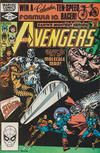 Cover for The Avengers (Marvel, 1963 series) #215 [Direct Edition]