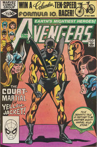 Cover Thumbnail for The Avengers (Marvel, 1963 series) #213 [Direct Edition]