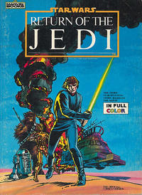 Cover Thumbnail for Star Wars: Return of the Jedi (Marvel, 1983 series)