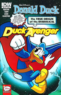 Cover Thumbnail for Donald Duck (IDW, 2015 series) #6 / 373