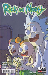 Cover Thumbnail for Rick and Morty (Oni Press, 2015 series) #6 [CJ Cannon Cover]