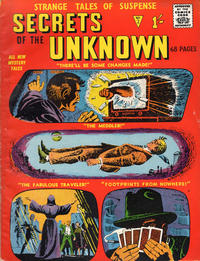 Cover Thumbnail for Secrets of the Unknown (Alan Class, 1962 series) #2
