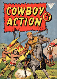 Cover Thumbnail for Cowboy Action (L. Miller & Son, 1956 series) #12