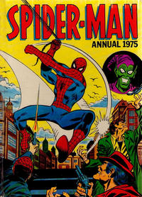 Cover Thumbnail for Spider-Man Annual (World Distributors, 1975 series) #1975