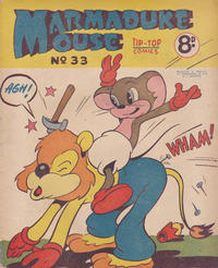 Cover Thumbnail for Marmaduke Mouse (Southdown Press, 1949 ? series) #33