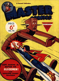 Cover Thumbnail for Master Comics (L. Miller & Son, 1950 series) #76