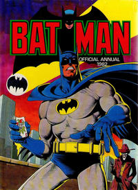 Cover Thumbnail for Batman Annual (Egmont UK, 1979 series) #1982