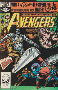 Cover Thumbnail for The Avengers (Marvel, 1963 series) #215 [Direct Edition]