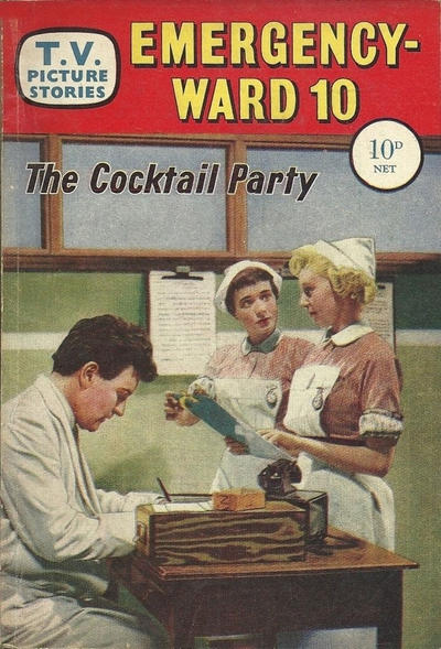 Cover for Emergency-Ward 10 (Pearson, 1959 series) #5