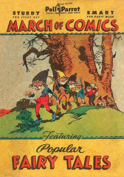 Cover for March of Comics (Western, 1946 series) #18