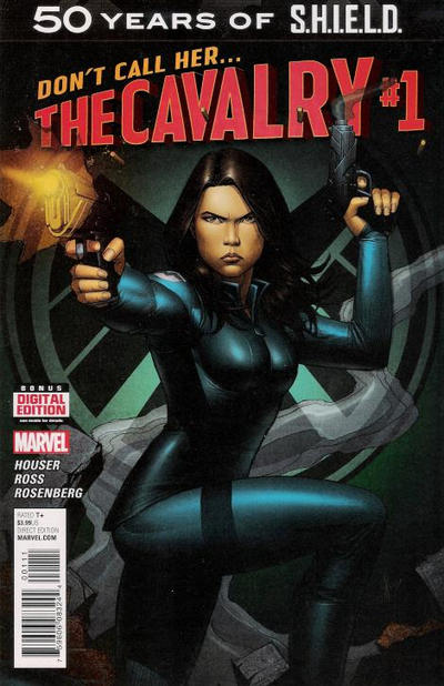 Cover for The Cavalry: S.H.I.E.L.D. 50th Anniversary (Marvel, 2015 series) #1