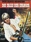 Cover for Der Rote Korsar (Carlsen Comics [DE], 1985 series) #8 - Die Falle der Spanier [2. Auflage]