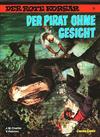 Cover for Der Rote Korsar (Carlsen Comics [DE], 1985 series) #14 - Der Pirat ohne Gesicht