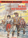 Cover for Der Rote Korsar (Carlsen Comics [DE], 1985 series) #19 - Die Insel der Verlorenen