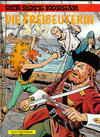 Cover for Der Rote Korsar (Kult Editionen, 1996 series) #[28] - Die Freibeuterin