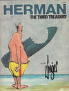 Cover for Treasury of Herman (Andrews McMeel, 1979 series) #3 - Herman: The Third Treasury [Softcover]