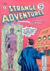 Cover for Strange Adventures (K. G. Murray, 1954 series) #11