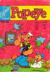 Cover for Cap'tain Présente Popeye (Société Française de Presse Illustrée (SFPI), 1964 series) #147