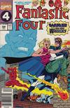 Cover for Fantastic Four (Marvel, 1961 series) #356 [Australian]