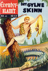 Cover for Junior Eventyrbladet [Eventyrbladet] (Illustrerte Klassikere / Williams Forlag, 1957 series) #42 - Det gylne skinn