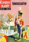Cover for Junior Eventyrbladet [Eventyrbladet] (Illustrerte Klassikere / Williams Forlag, 1957 series) #47 - Tinnsoldaten