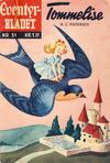 Cover for Junior Eventyrbladet [Eventyrbladet] (Illustrerte Klassikere / Williams Forlag, 1957 series) #51 - Tommelise