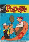 Cover for Cap'tain Présente Popeye (Société Française de Presse Illustrée (SFPI), 1964 series) #118