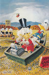Cover Thumbnail for Uncle Scrooge (2009 series) #400 [Deluxe Edition Virgin Cover]