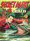 Cover for Secret Agent X9 (Yaffa / Page, 1963 series) #16
