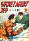 Cover for Secret Agent X9 (Yaffa / Page, 1963 series) #20