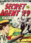 Cover for Secret Agent X9 (Yaffa / Page, 1963 series) #23
