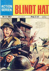 Cover for Action Serien (Atlantic Forlag, 1976 series) #6/1987