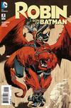 Cover for Robin: Son of Batman (DC, 2015 series) #2 [Dan Panosian Cover]