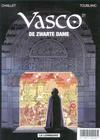 Cover for Vasco (Le Lombard, 1983 series) #21 - De zwarte dame