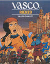 Cover for Vasco (Le Lombard, 1983 series) #17