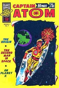 Cover Thumbnail for Planet Series (K. G. Murray, 1977 series) #v1#7
