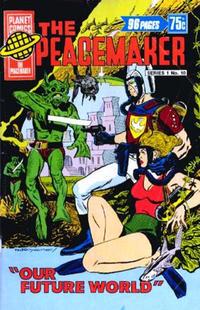 Cover Thumbnail for Planet Series (K. G. Murray, 1977 series) #v1#10