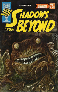 Cover Thumbnail for Planet Series (K. G. Murray, 1977 series) #v1#11